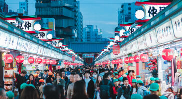 Inflation concerns take back seat in Asia