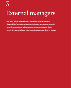 GPI 2021: External managers