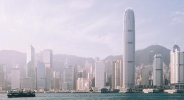 Hong Kong's future as an international financial centre