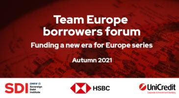Team Europe borrowers forum: bringing together the NGEU, EIB and ESM