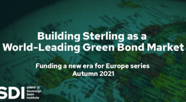 Building sterling as a world-leading green bond market