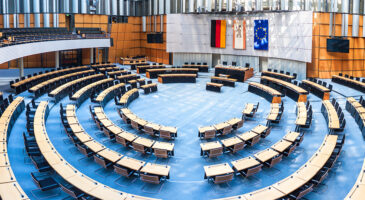 Germany heads for pro-European centrism in complex post-Merkel switch