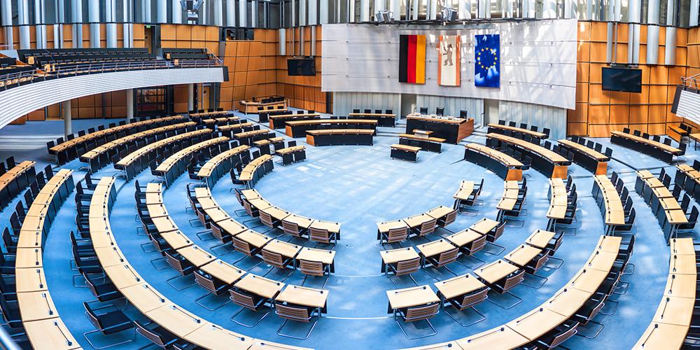German parliament newweb