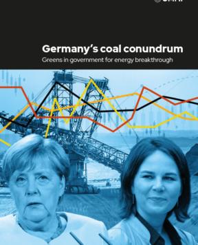 Germany's Coal Conundrum