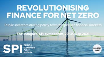 The Sustainable Policy Institute Symposium