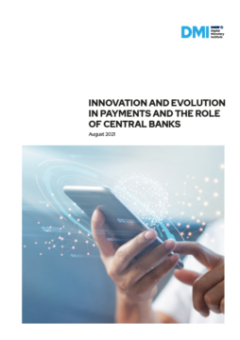 Innovation and evolution in payments and the role of central banks