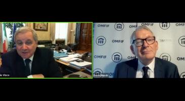 Banca d'Italia's Visco hits out at 'greenwashing'