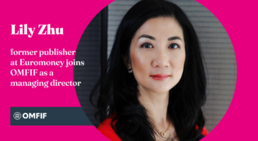 Lily Zhu joins OMFIF to lead wealth management drive